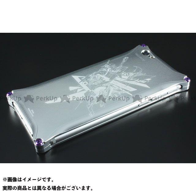 GILD design(mobile item) GIEV-240EVAS Abstract EVANGELION Solid Case for iPhone 6/6s(KENTA KAKIKAWA) 初号機(シルバー) GILD design