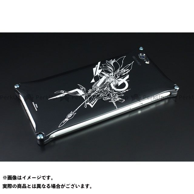 GILD design(mobile item) GIEV-240EVA06B Abstract EVANGELION Solid Case for iPhone 6/6s(KENTA KAKIKAWA) Mark06(ブラック) GILD design