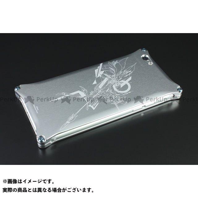 GILD design(mobile item) GIEV-240EVA06S Abstract EVANGELION Solid Case for iPhone 6/6s(KENTA KAKIKAWA) Mark06(シルバー) GILD design