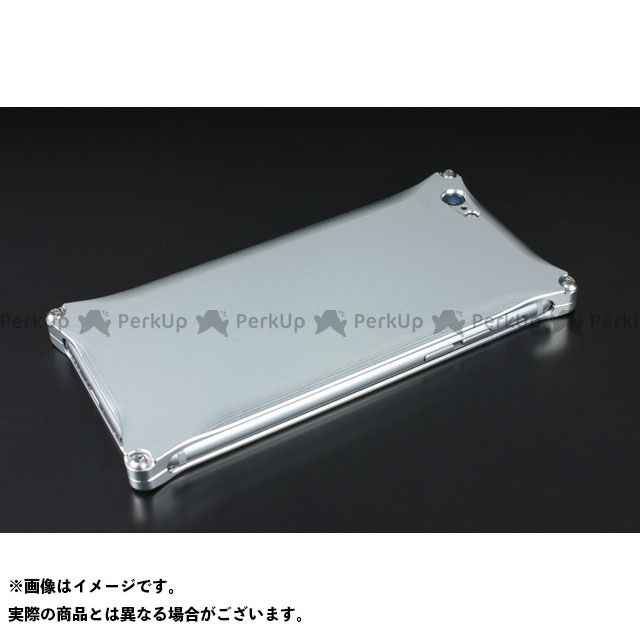 GILD design(mobile item) GI-240S ソリッド for iPhone 6/6s(シルバー) GILD design