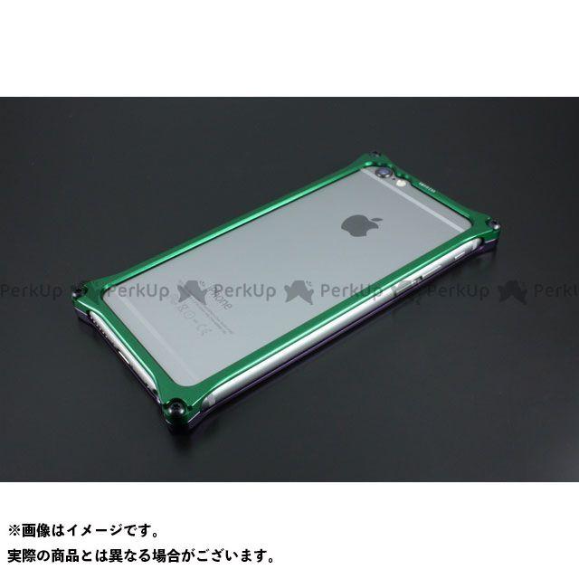 GILD design(mobile item) GIEV-242PGB Solid Bumper for iPhone 6/6s(EVANGELION Limited) エヴァンゲリオン初号機モデル GILD design