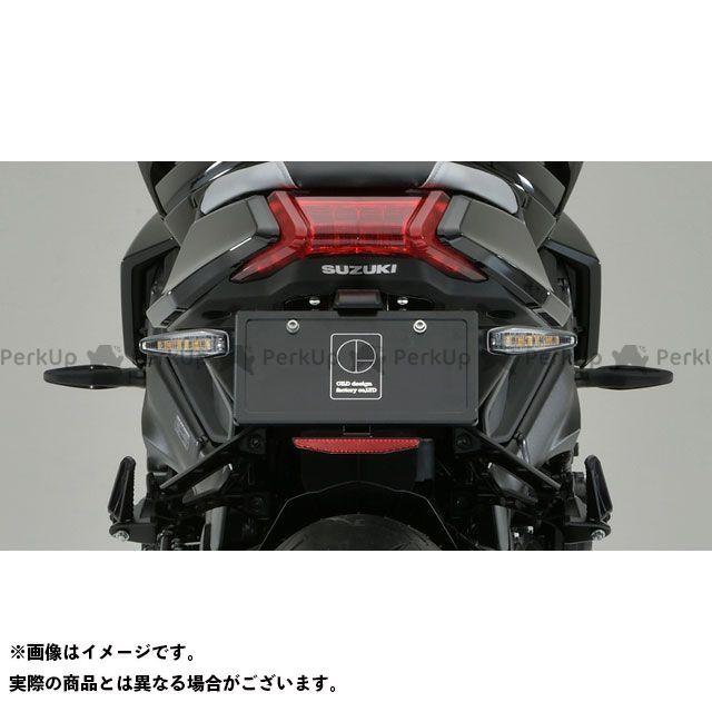 【無料雑誌付き】Gクラフト カタナ ビレットライセンスホルダー(ブラック) メーカー在庫あり ジークラフト