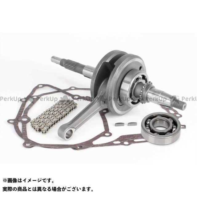 SP武川 グロム モンキー125 強化クランクシャフトキット(57.9mmノーマルストローク 2020年1月下旬発売予定 TAKEGAWA