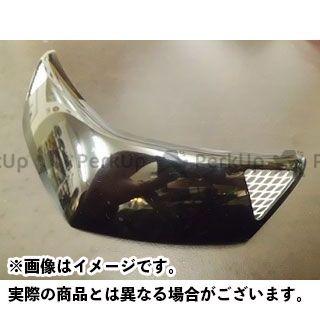 油漢 アドレスV125 ヘッドライトガーニッシュP カラー:黒ゲル ユカン