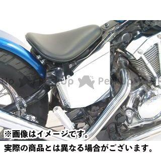 ガレージT&F スティード400 メッキサイドカバーキット ガレージティーアンドエフ