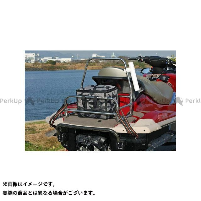 FACTORY-ZERO ピーダブリューシーフィッシングラック ロットホルダ・バッグ付 GTI FACTORY-ZERO