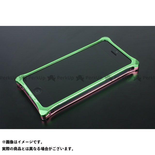 GILD design(mobile item) GIEV-262MARI Solid Bumper for iPhoneSE/5s/5 エヴァンゲリオンMARI モデル GILD design