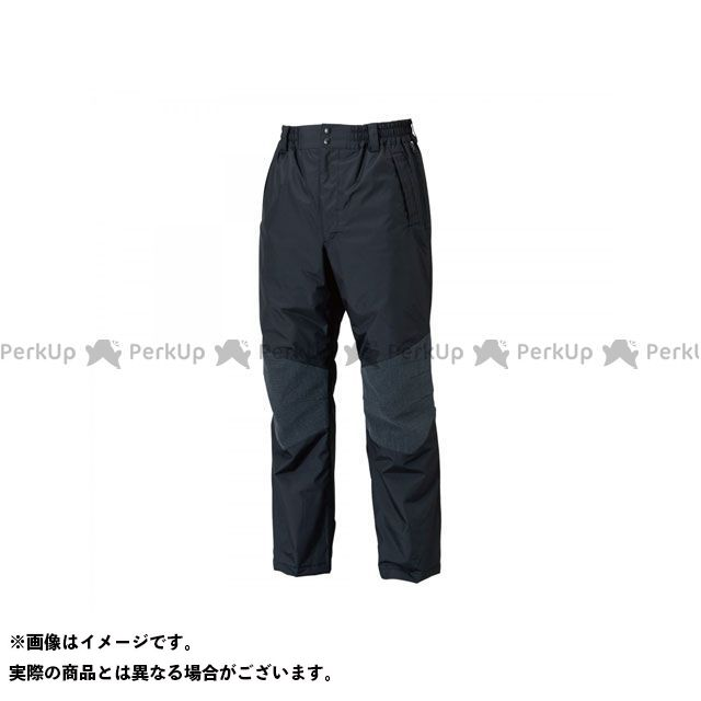 TSデザイン メガヒートES防水防寒パンツ(ブラック) サイズ:L メーカー在庫あり TS DESIGN