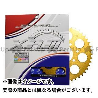 ザム その他のモデル A5511 X.A.M CLASSIC スプロケット 525 45T X.A.M