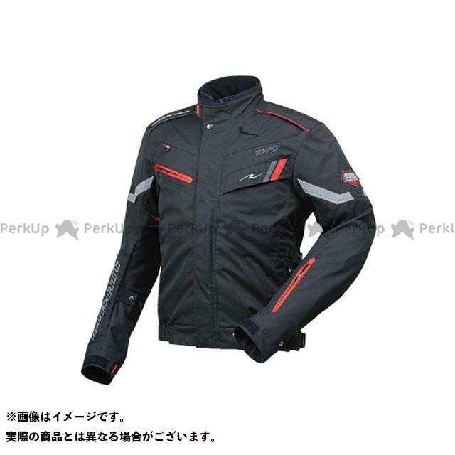 送料無料 ラフ&ロード ラフアンドロード ジャケット RR7104 ゴアテックス(R)SSFライディングジャケットFP ブラック×レッド LL
