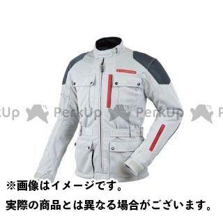 ラフ&ロード RR7327 トレックメッシュジャケット プラチナシルバー×ガンメタ L ラフアンドロード