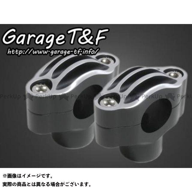ガレージT&F ガレージティーアンドエフ ハンドルポスト関連パーツ ビンテージハンドルポスト1.5インチ コントラスト