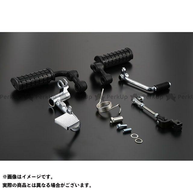 PMC Z1・900スーパー4 Z2・750ロードスター PMS バックポジションKIT Z1/Z2 固定バー ピーエムシー