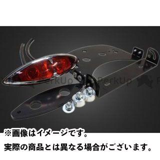 グラステールランプ バルカン400 純正フェンダー用 T&F 【エントリーで最大P23倍】ガレージT&F