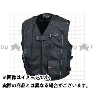 hit air ヒットエアー Vest MC5(ブラック) XS