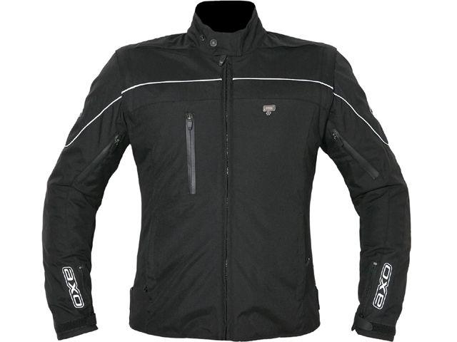 送料無料 AXO アクソー ジャケット ライディングジャケット「DYNAMIC」 レディース ブラック L
