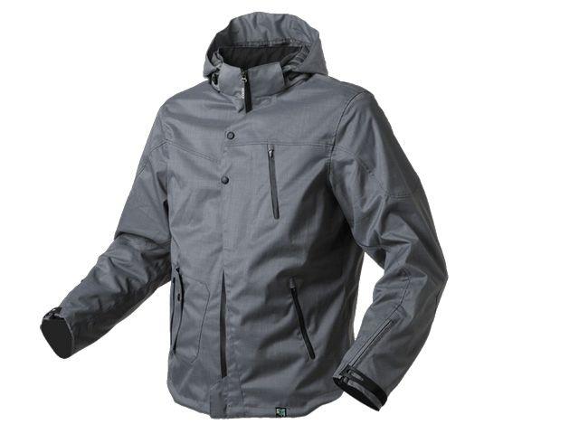 送料無料 AXO アクソー ジャケット ウォータープルーフ ジャケット「JERICHO」 グレー XL