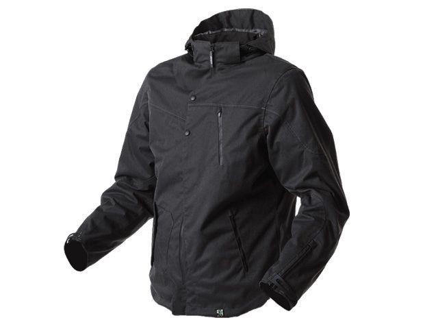 送料無料 AXO アクソー ジャケット ウォータープルーフ ジャケット「JERICHO」 ブラック S
