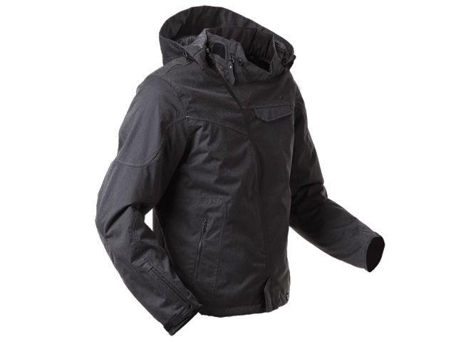 送料無料 AXO アクソー ジャケット ウォータープルーフ ジャケット「HEAD UP」 ブラック S