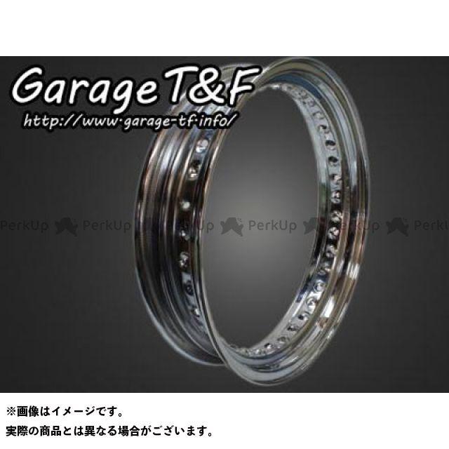 ガレージT&F ビラーゴ250(XV250ビラーゴ) リアホイール(15×2.75 36穴) ガレージティーアンドエフ