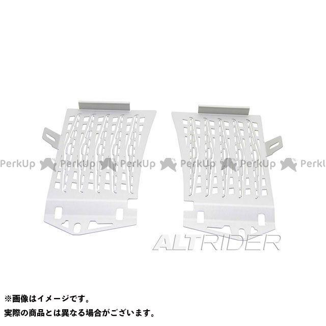 アルトライダー R1200GSアドベンチャー ラジエターガード コアガード BMW R1200GS LC Adventure シルバー ALTRIDER