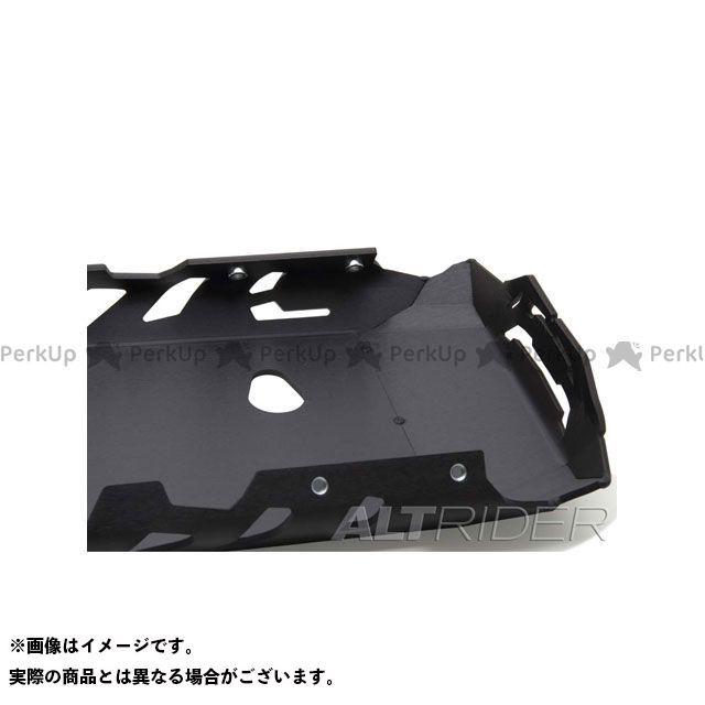 アルトライダー R1250GS スキッドプレート BMW R1250GS カラー:ブラック 装着しているクラッシュバー:なし ALTRIDER