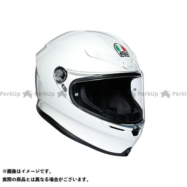 AGV K6 003-WHITE M エージーブイ