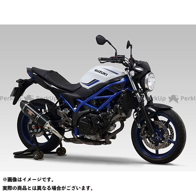 ヨシムラ SV650 SV650X ステップKIT X-TREAD SV650/X 2020年2月下旬頃発売予定 YOSHIMURA