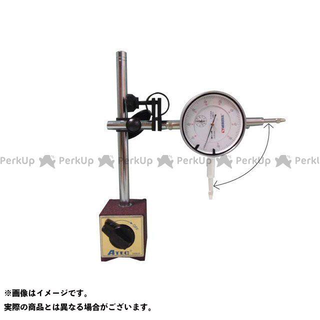 【無料雑誌付き】ファクトリーデポ ダイヤルゲージ スタンド付 測定範囲 0-10mm factory depo
