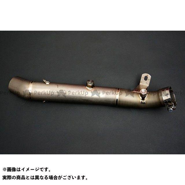 ボディス ニンジャZX-10R ニンジャZX-10RR 触媒リプレイスメントパイプ ロング フルチタン|KZX10R-059 BODIS