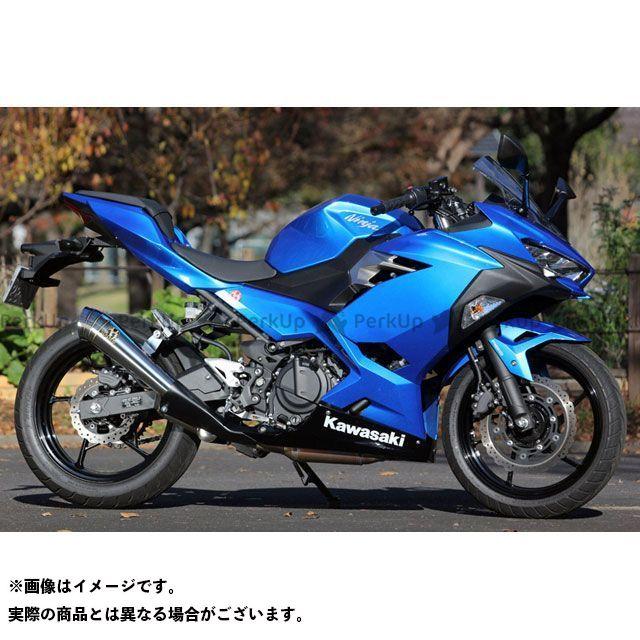 SP忠男 ニンジャ250 POWER BOXメガホン(POWER BOX パイプ用) スペシャルパーツタダオ