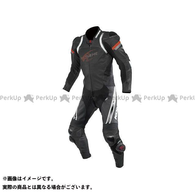 コミネ 2020春夏モデル S-53 レーシングレザースーツ(ブラック) 2XLB KOMINE