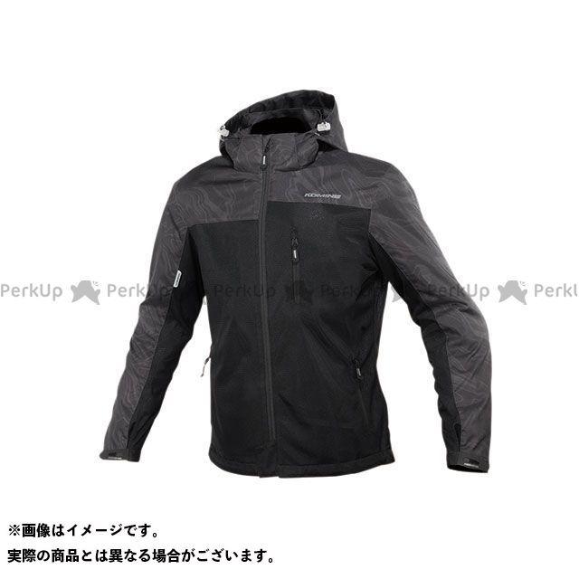 コミネ 2020春夏モデル JK-114 プロテクトメッシュパーカ-テン(ブラックマーブル) サイズ:S KOMINE