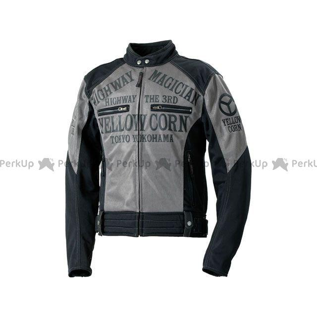イエローコーン YeLLOW CORN メッシュグローブ グローブ イエローコーン 2020春夏モデル YB-0106 メッシュジャケット(ブラック/ガンメタル) LL YeLLOW CORN