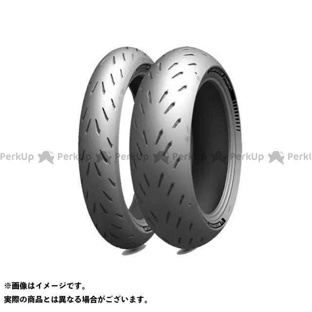 ミシュラン 汎用 190/55ZR17 M/C(75W) PowerGP リア TL Michelin