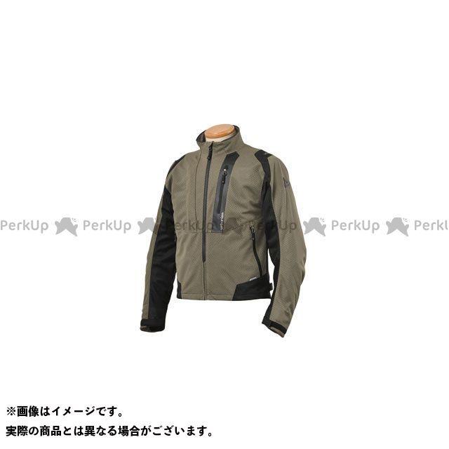 【無料雑誌付き】アーバニズム 2020春夏モデル UNJ-078 ライドメッシュジャケット(ソリッドグレー) サイズ:M urbanism