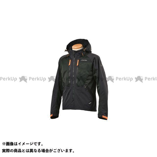 【無料雑誌付き】アーバニズム 2020春夏モデル UNJ-080 メッシュベントジャケット(ブラック) サイズ:LL urbanism