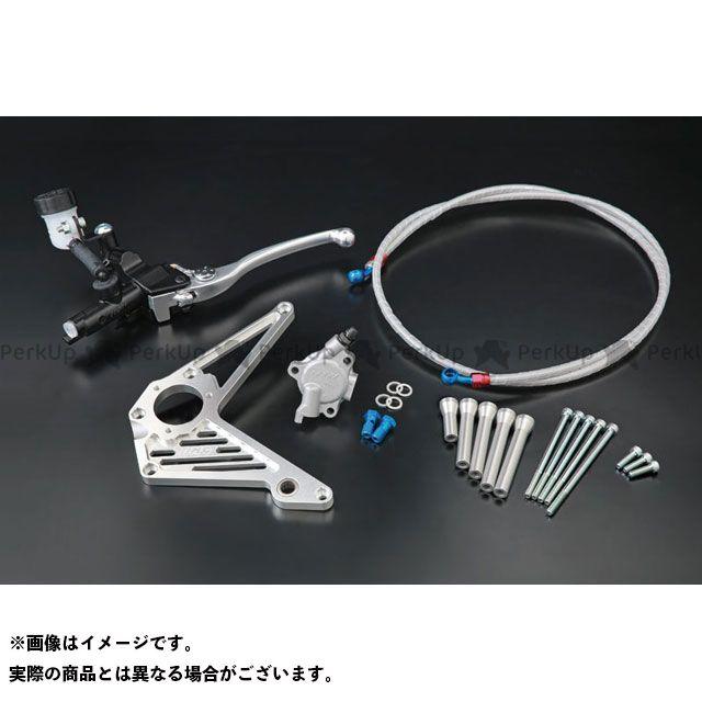 【エントリーで最大P21倍】PMC レーシングタイプ 油圧クラッチフルキット シルバ- ピーエムシー