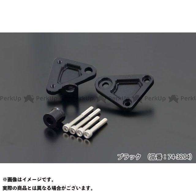 PMC エンジンマウントキット Z1000R 黒 ピーエムシー