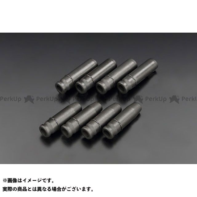 PMC バルブガイドセット 0.05 O/S IN&EX(8PC) ピーエムシー