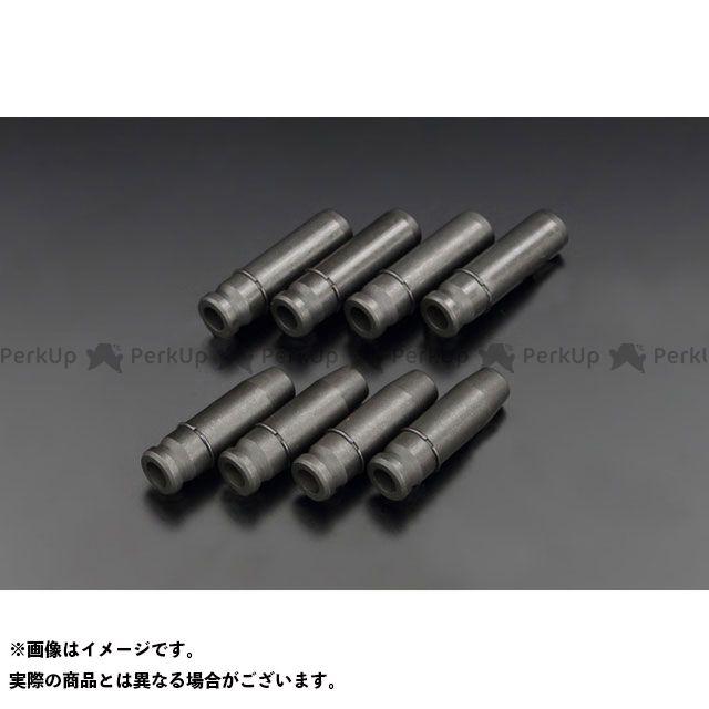 PMC バルブガイドセット 0.10 O/S IN&EX(8PC) ピーエムシー