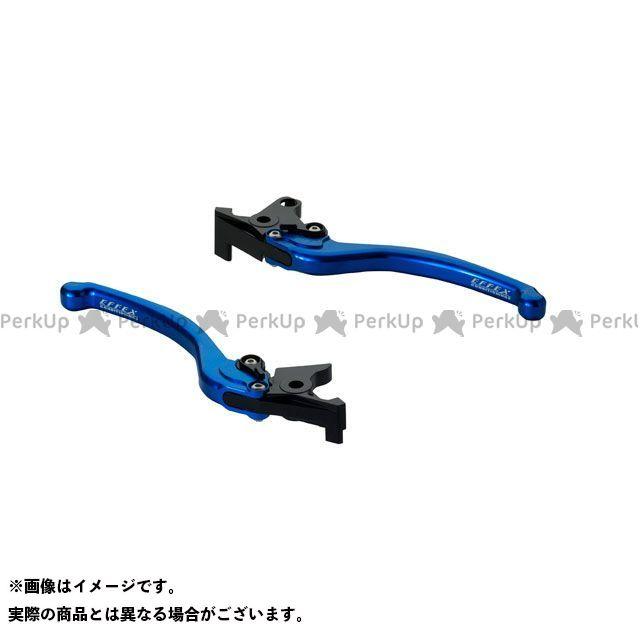 エフェックス ゼファー1100 ZRX1100 ZRX1200 スムースフィットレバー(ブルー) EFFEX