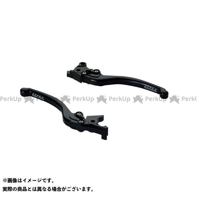 エフェックス 隼 ハヤブサ GSX1400 スムースフィットレバー(ブラック) EFFEX