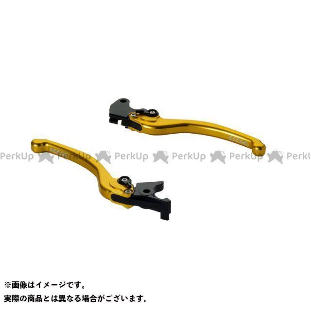 エフェックス GSX250R スムースフィットレバー(ゴールド) EFFEX