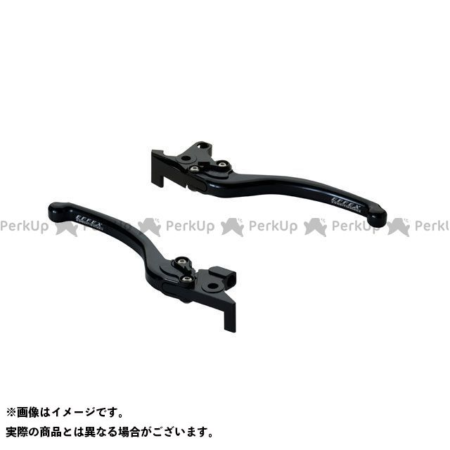 エフェックス XJR1300 スムースフィットレバー(ブラック) EFFEX
