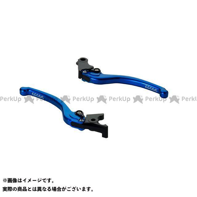 エフェックス レブル250 レブル500 スムースフィットレバー(ブルー) EFFEX