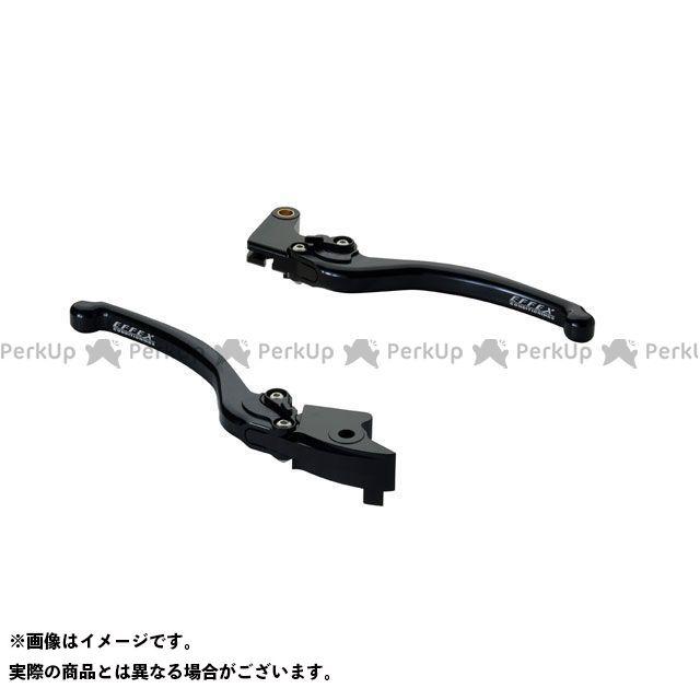 エフェックス CBR600RR CBR954RRファイヤーブレード スムースフィットレバー(ブラック) EFFEX
