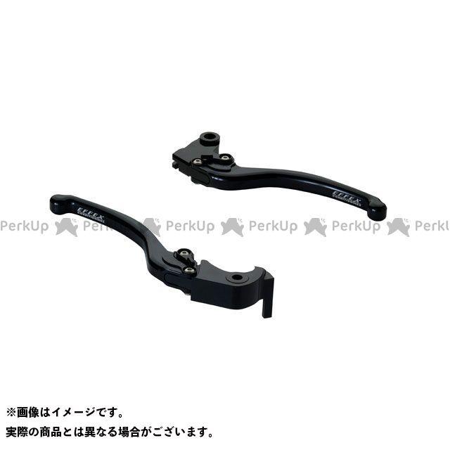 エフェックス ニンジャ1000・Z1000SX スムースフィットレバー(ブラック) EFFEX