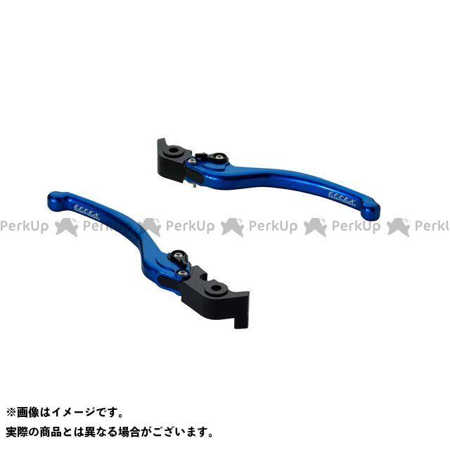 エフェックス ニンジャH2R ニンジャH2(カーボン) スムースフィットレバー(ブルー) EFFEX
