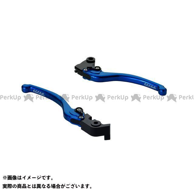 エフェックス ニンジャZX-10R ニンジャZX-10RR スムースフィットレバー(ブルー) EFFEX